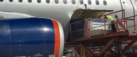 Los mercados de carga aérea. Mejorando pero aun débiles