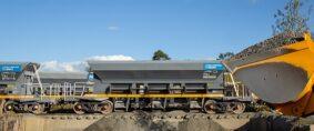 Ferrocarriles nacionales de carga. Nuevo récord