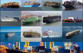 Los megabuques rompieron el comercio mundial