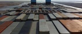 Las grandes líneas de contenedores en riesgo de ciber ataques