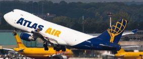 Atlas Air adquiere los últimos cuatro Boeing 747-8F