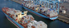Descarbonización de la flota de Maersk