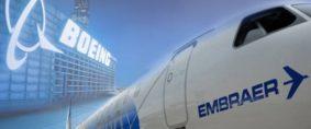 Boeing y Embraer. Sin acuerdo por la operación
