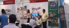 Empresas de Rafaela participaron con éxito de la Feria Expocruz