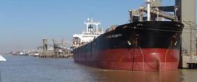 Gran Rosario. Récord de buques oceánicos en 2019