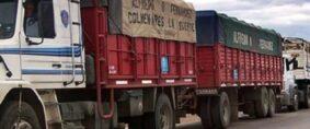 Choferes de camiones sufren graves atropellos