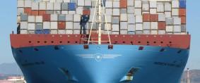 Buque neutro en carbono. Maersk tendrá el primero en 2023