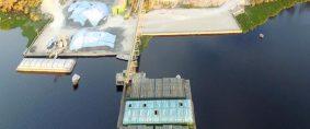 Bolivia proyecta mover el 50% de su carga por la hidrovía