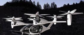 El transporte aéreo urbano en la mira de Toyota
