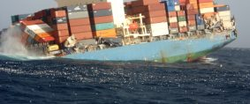 Bajan las pérdidas marítimas de contenedores