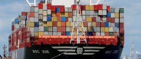 MSC contra el envío de mercaderías falsificadas