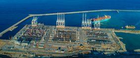 Nueva terminal en Marruecos de Maersk y TangerMed
