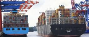 Menos llamadas a puertos de la 2M en rutas Asia-Europa