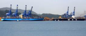 China podría rechazar la alianza 2M para proteger a COSCO