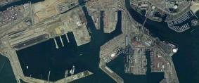 Nueva terminal de contenedores en New York/New Jersey