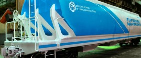 Vagones cerealeros para Trenes Argentinos Cargas