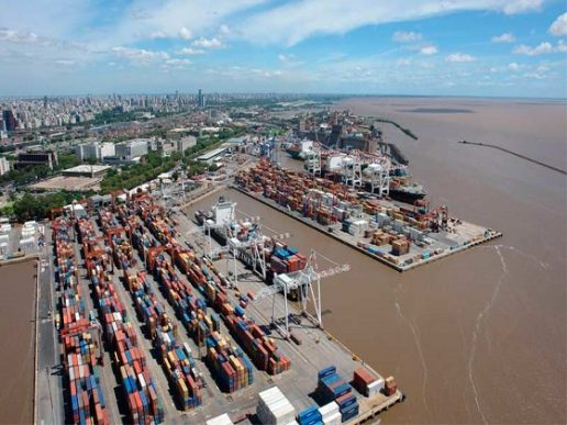 Puerto Buenos Aires: prorrogan concesión a 2024