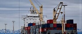 Puerto de Ushuaia. Avanza el proyecto de ampliación