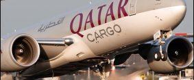 Qatar Airways Cargo llega a Latinoamérica con un B-777 carguero
