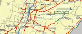 Corrientes: Presentaron el Plan Director de Transporte