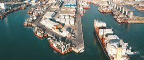 Puerto de Mar del Plata. El Gobierno aporta para dragado