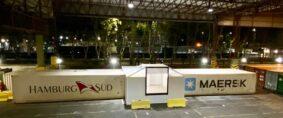 Nuevo túnel de congelados de APM Terminals