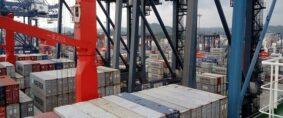 El sector logístico, golpeado de lleno por la pandemia