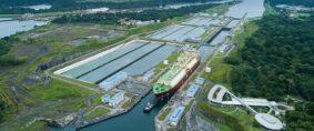 Tránsito 10.000 en el nuevo Canal de Panamá ampliado