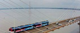 El tren de cargas cruzaría a Encarnación