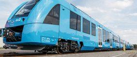 Tren a hidrógeno ya circula de forma regular en Alemania