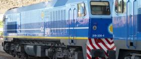 Senado convirtió en ley el proyecto de nacionalización de los ferrocarriles