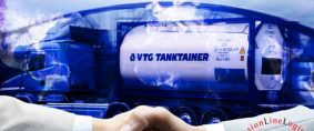 VTG-MissionLine Tanktainer. Nueva empresa conjunta