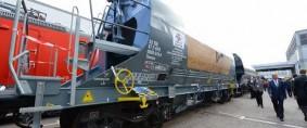 Avances en renovación ferroviaria para nuestro país