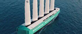 Wallenius Wilhelmsen construirá el primer Ro-Ro con velas