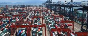 Exportaciones de China crecen un 15,3% en septiembre
