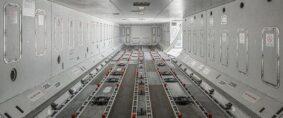 El primer A-380 de carga del mundo comienza a volar