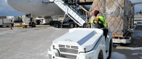 Volúmenes de carga aérea mejoran, no así la capacidad