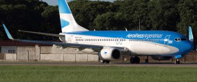 Proyecto para declarar servicio público al transporte aéreo