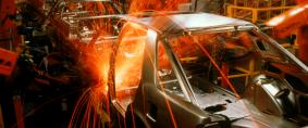 El fin de la cadena de suministro automotriz
