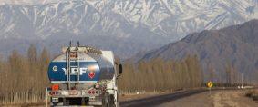 Combustible mayorista aumento 117% en 11 meses