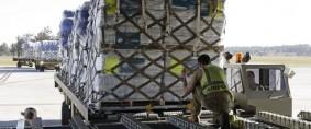 La demanda de carga aérea de enero en niveles pre-COVID