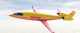 Aviones de carga eléctricos. DHL encarga 12 unidades