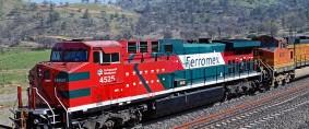 Descarrilamientos y robo de trenes en Méjico