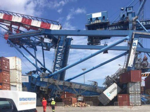 Principales riesgos en las terminales de contenedores