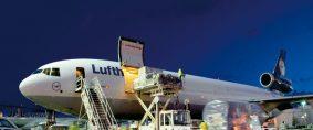 Lufthansa Cargo. Nuevo servicio para el transporte de la vacuna