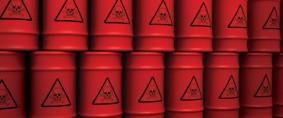 Seguridad portuaria para mercaderías peligrosas