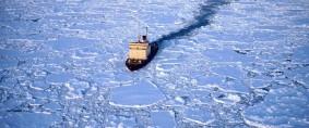 Hyundai estudia servicio por el Ártico