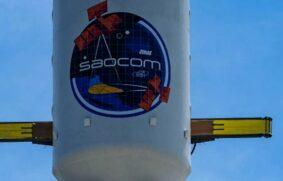 Saocom 1B. Otro satélite argentino en el espacio